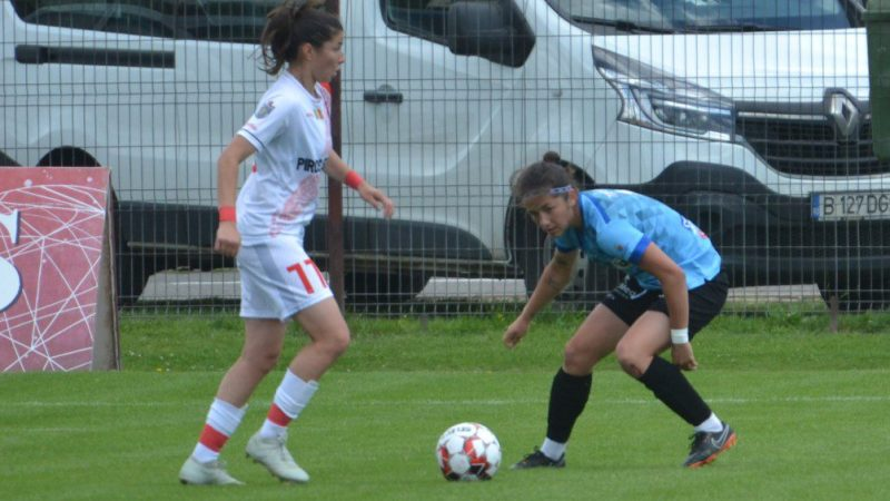 """Campioanele nu au făcut concesii, arădencele se mulțumesc cu """"bronzul"""": Piroș Security Lioness – Olimpia Cluj  0-4"""