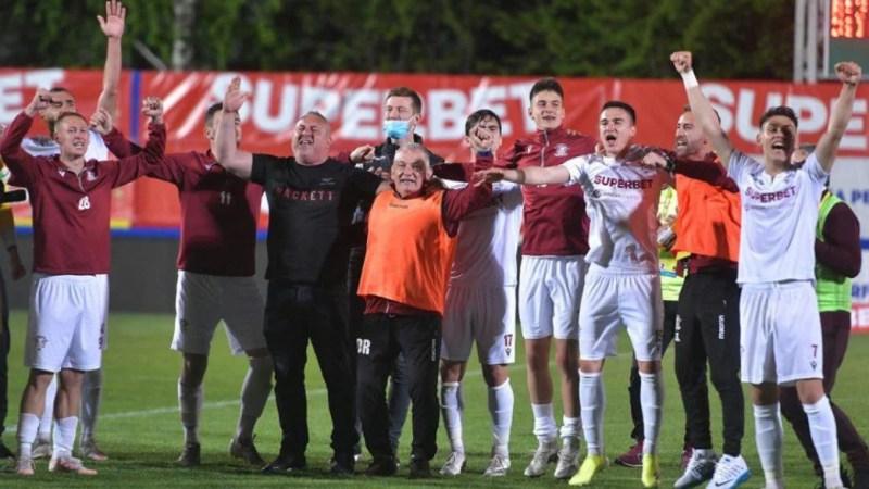 Liga a II-a, etapa a 6-a: Rapidul pune la păstrare trei puncte importante în drumul spre Liga 1, U. Cluj se pune la adăpost cu un succes pe Litoral!