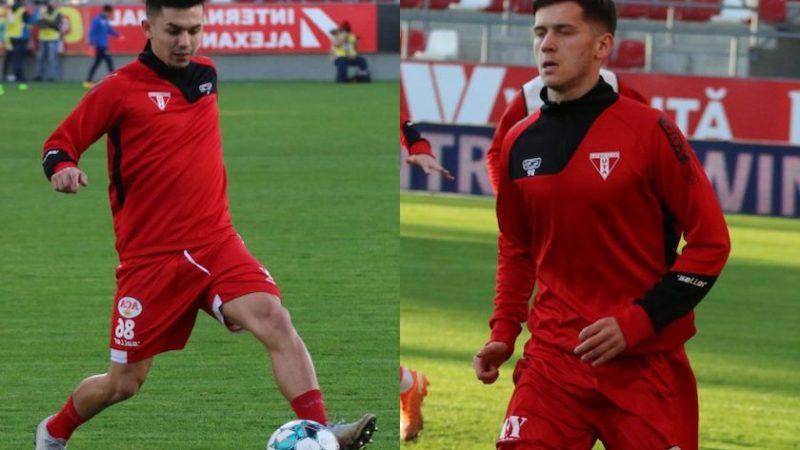 Utiștii Rusu și Isac, printre cei mai bine cotați fotbaliști care se încadrează în regula Under și din vară