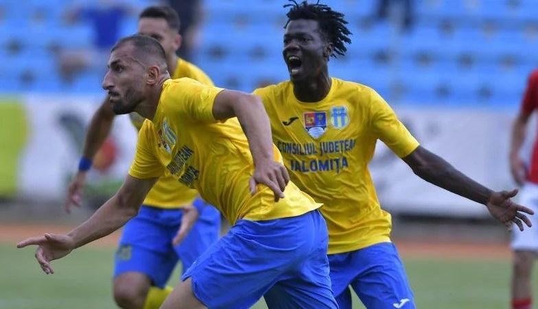 Slobozia lui Mihalcea se salvează în prelungirile barajului cu Recea, maramureșenii au jucat un singur sezon în Liga 2-a!