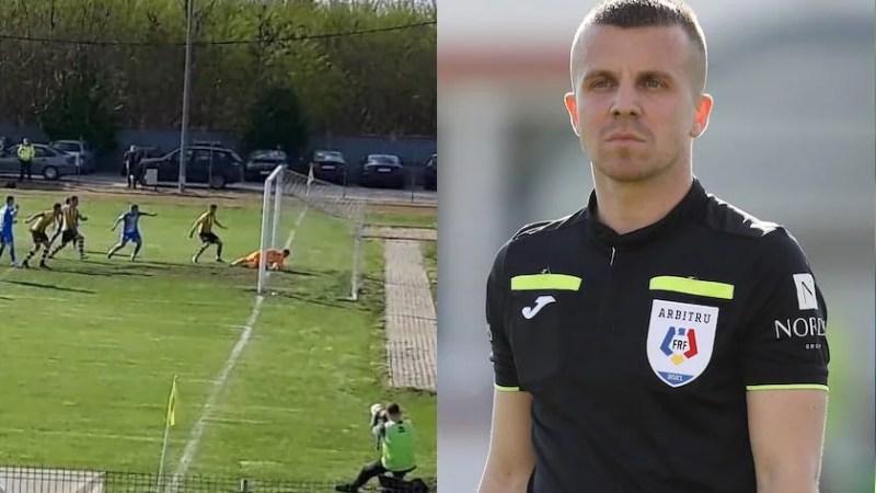 """Probleme mari de arbitraj în Criș – Șelimbăr 0-2, gol neacordat și eliminare gratuită în dreptul gazdelor! """"A fost suficient pentru ca balanța să se încline în favoarea lor"""" + FOTO"""