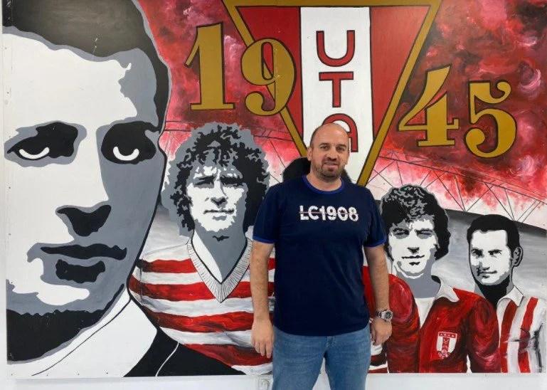 """Attila Brosovszki e noul manager general al UTA-ei: """"Există o greutate a numelui, voi face tot posibilul să mă ridic la nivelul așteptărilor"""""""
