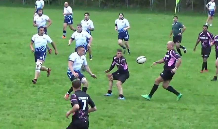 """Nicio șansă în """"fieful"""" liderului Diviziei Naționale la Rugby: Știința Petroșani – CS Universitatea Arad 55-11"""