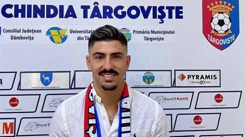 Simos Roumpoulakou rămâne în Liga 1, e noul fundaș stânga al Chindiei!