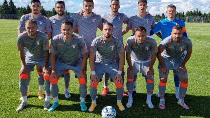 UTA a remizat cu croații de la Gorica, în primul test estival disputat pe tărâm sloven