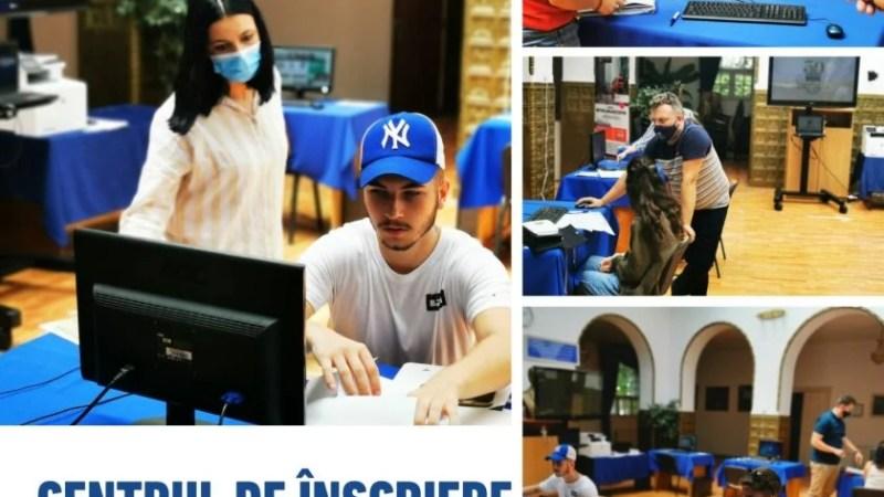 """Porţi deschise pentru studenţi. Universitatea de Vest """"Vasile Goldiş"""" din Arad a deschis Centrul Permanent de Înscriere şi Informaţii pentru admiterea în anul universitar 2021-2022"""