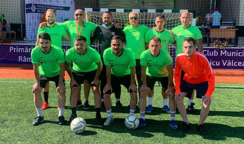 """AC Luciano a fost la două minute de """"careul de ași"""" la nivel  național și calificarea în Champions League la minifotbal: """"Dureros, dar îmi felicit băieții!"""""""