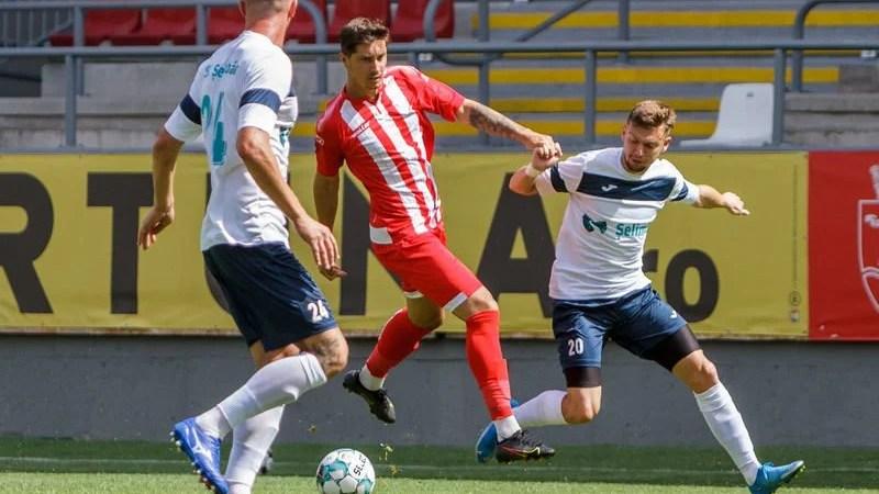 Becali îl vrea pe Miculescu la FCSB, dar oferta pe adresa clubului UTA nu a venit încă