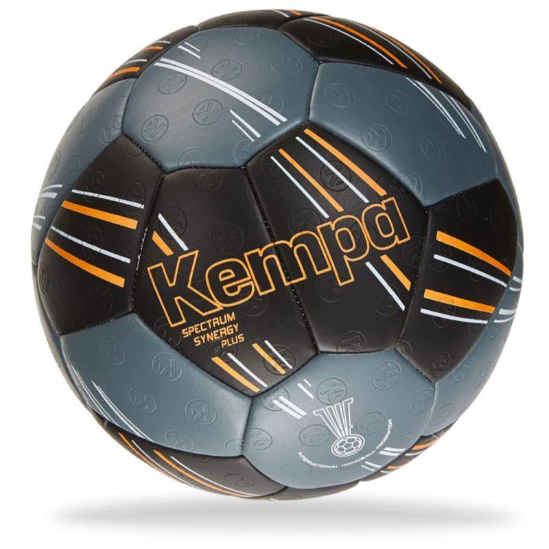 kempa handball spectrum synergy plus schwarz grau 49 9