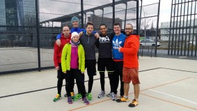 1000 Burpees Gruppe