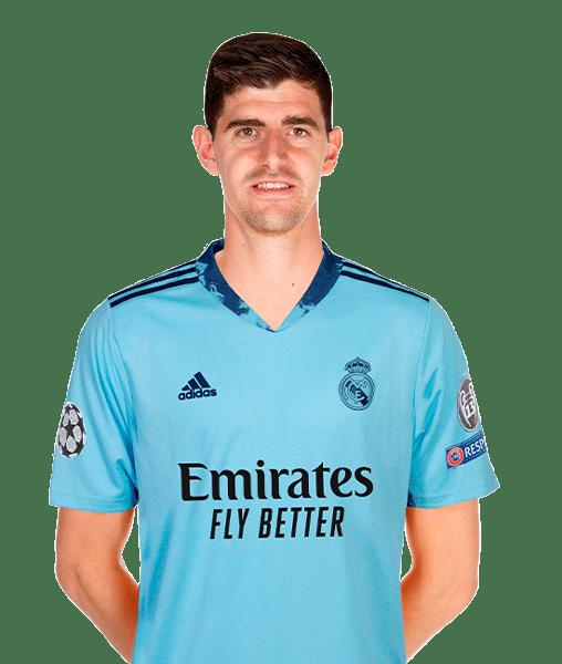 Plantilla Real Madrid 2020-2021 con estadísticas y ...