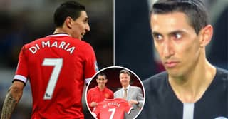 angel di maria substituted after