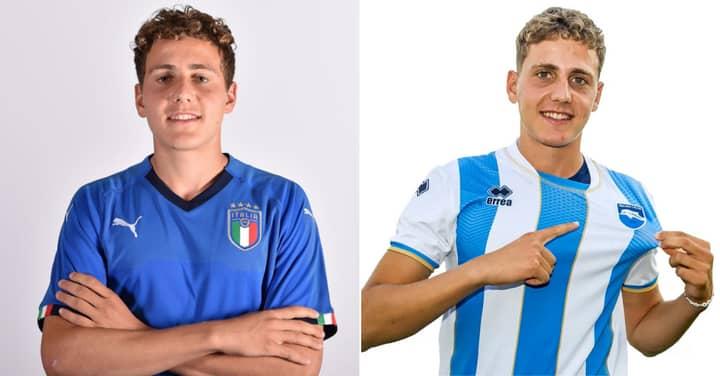 Italy Under-18 Forward Alessandro Arlotti Quits Football For Harvard  University