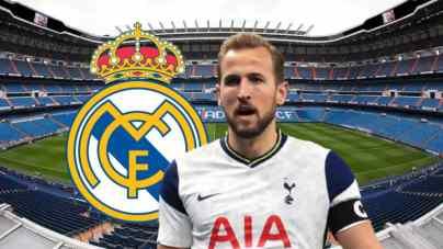 Real Madrid Make Spurs Striker Harry Kane 'Number One Transfer Target'