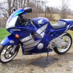 Mint Cbr 600 F2 F3 Custom Fairmont Wv 3 500 Sport Bikes