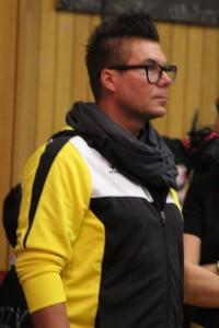 Trainer Frank