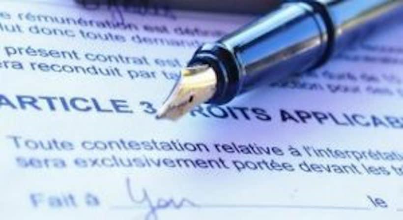 contrat de médiation d agent sportif