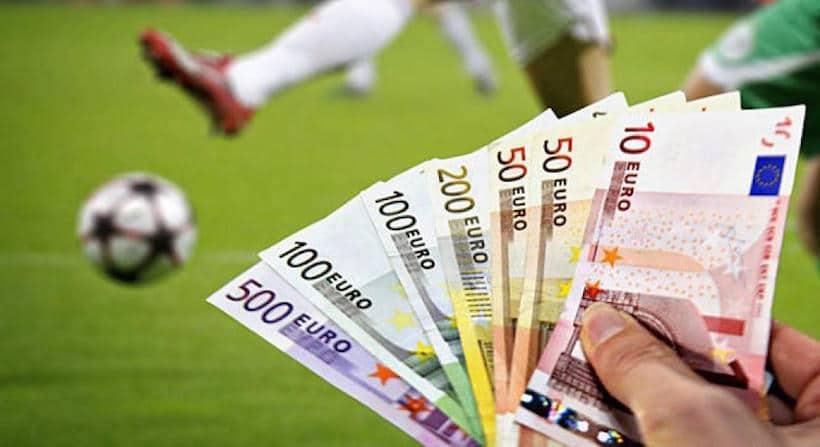 rémunération de l'agent sportif