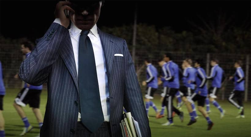 agent de joueurs de football