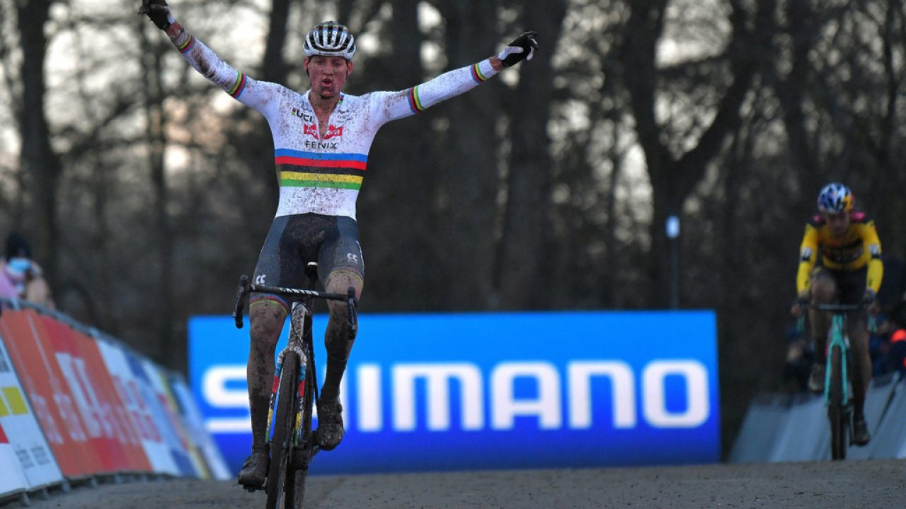 pidcock against the van der poel supremacy