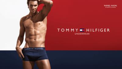 Rafael Nadal se met à nu pour Tommy Hilfiger et sa ...