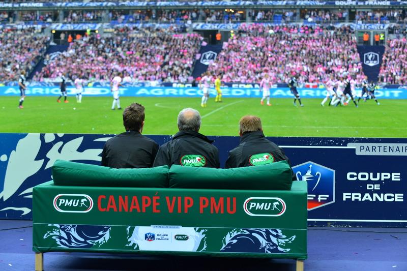 Sponsoring Le PMU Investit Dans 8 Clubs De Ligue 1