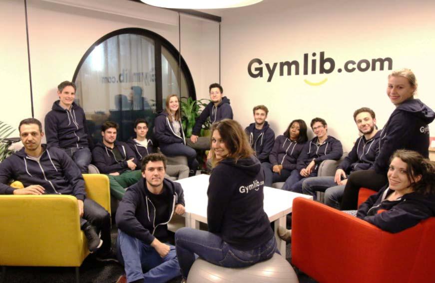 Gymlib team