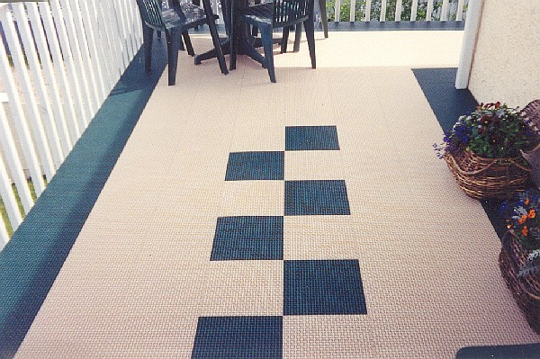 Easy Deck Stairs