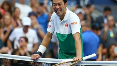 Nishikori takes revenge against Cilic in the U.S. Open and will face Djokovic in the semifinals