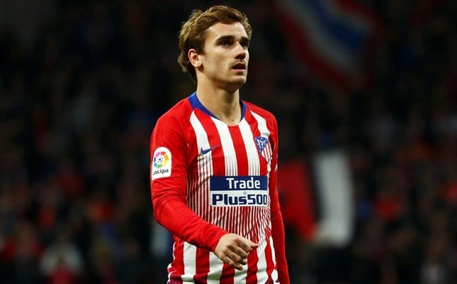 Griezmann scores for the fifth consecutive game and gives victory to Atletico against Levante