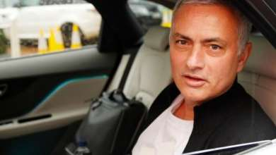 """Former Manchester United coach Jose Mourinho says, """"I will not go to Benfica"""""""