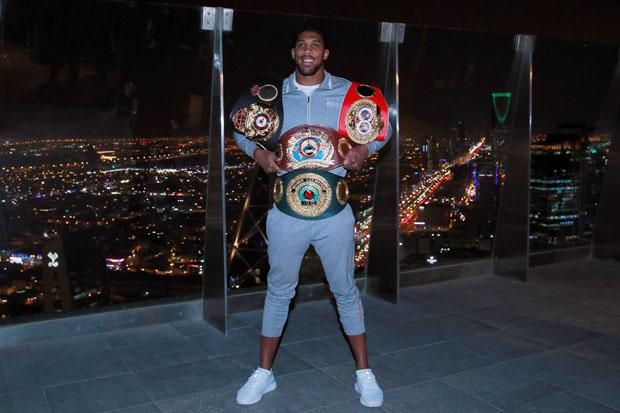 Joshua insisted that he will fight Oleksandr Usyk in 2020