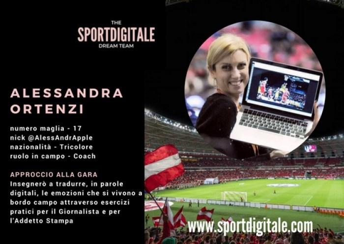 Alessandra Ortenzi