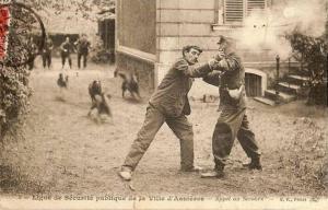 Тренинг полицейских собак