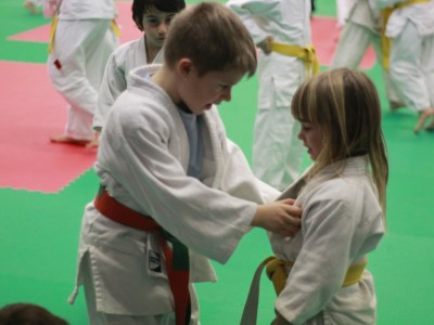 SPORT DREAM AND POWER A.S.D. JUDO