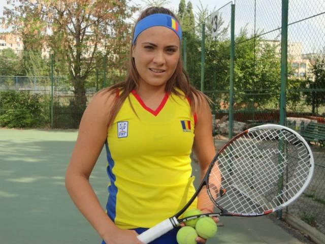 Tânăra tenismenă Gabriela Ruse, noua Simona Halep