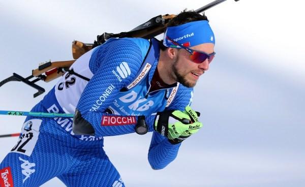 Biathlon, staffetta maschile Oberhof 2020: start list e azzurri in gara