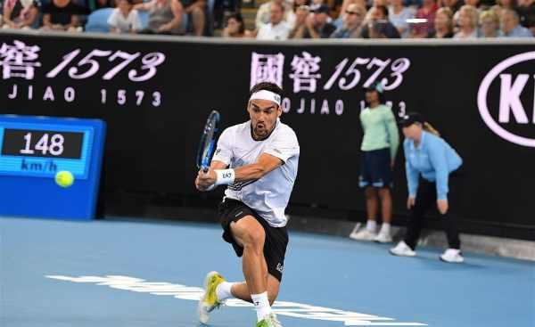 LIVE - Fognini-Pella 3-3, terzo turno Australian Open 2020 (DIRETTA)