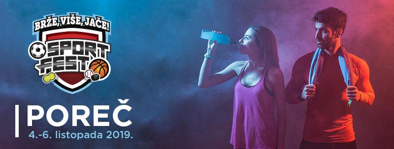 Sport Fest Poreč 2019.