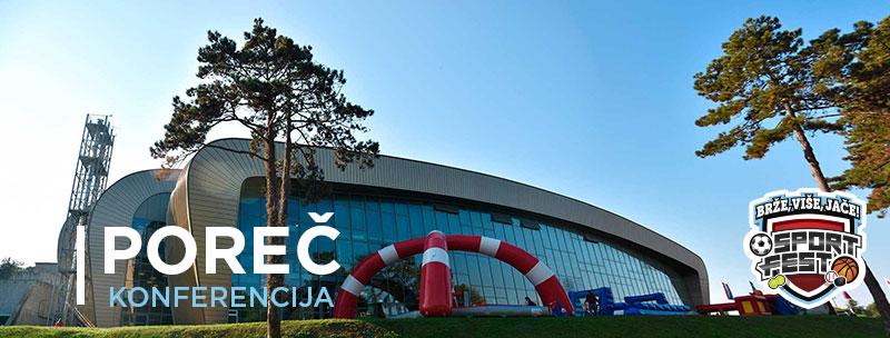 Sport Fest Poreč 2019. KONFERENCIJA