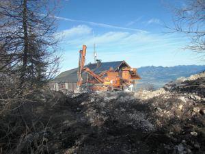 Umbauarbeiten am Pendling – größer ist nicht immer besser!!!