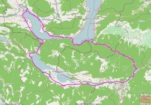Mondsee Radmarathon 2012, Bilder und Ergebnis
