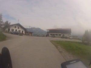 Abzweigung am Grafenberg