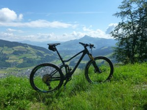 Scott Spark 700 Ultimate in ganzer Pracht