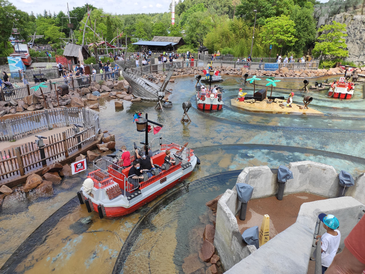 You are currently viewing Ein Besuch im Legoland…