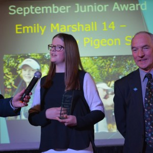 Sep O Emily Marshall 2 - Gippstar Awards Night 2016
