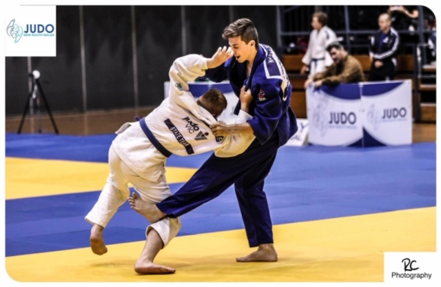 Judo Sydney1 - GIPPSTAR - OCTOBER 2018 WINNERS