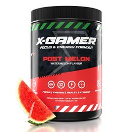 X-Gamer X-Tubz - Pulver - Shake It Yourself - 600g (60 servings) (Post Melon) - 1