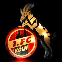 1.FC Köln Lampe