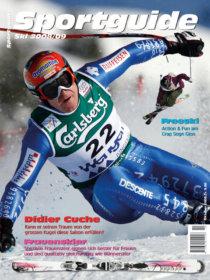 Sportguide Ski 2008/09, Cover